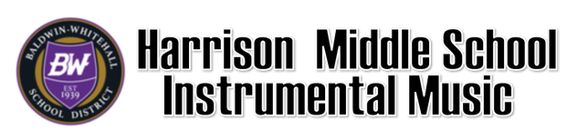 Harrison Middle Instrumental Music